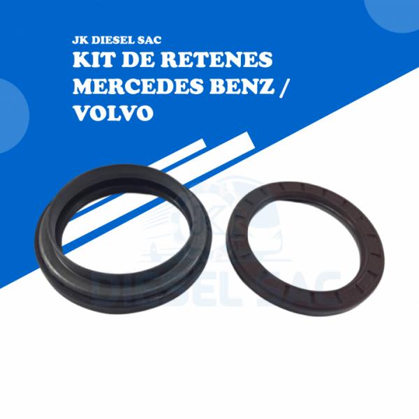 Kit de Retenes de Retardador Mercedes benz O500