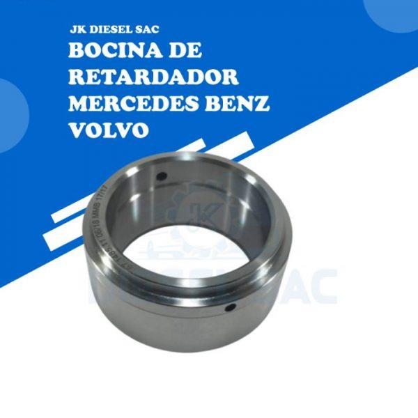 La mejor Bocina de Retardador Mercedes Benz O500 6714851011 volvo
