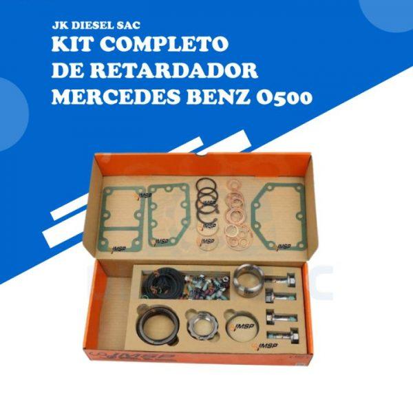 Kit de Reparación de Retardador Mercedes Benz O500 RSD 67652620 67652627