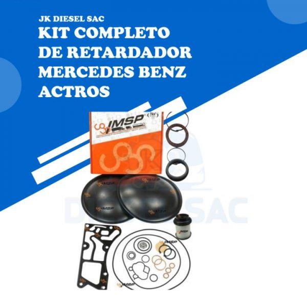 Kit de Reparación de Retardador Mercedes Benz Actros 15300187310 0004303668 0004303568 15300187311