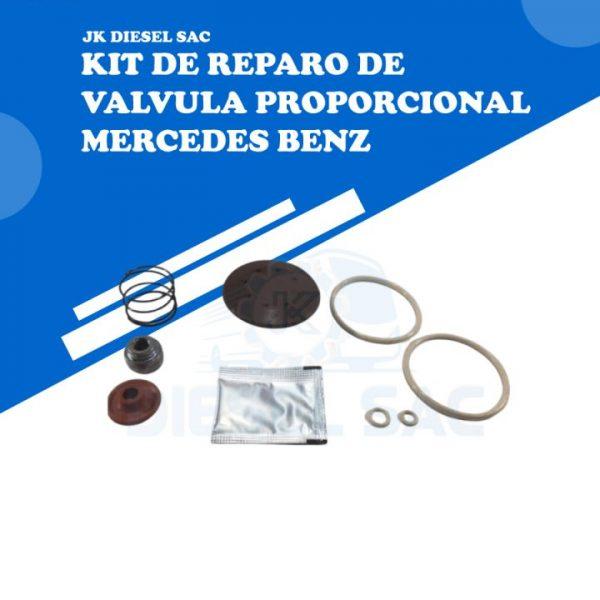 Kit de Reparo de Válvula Proporcional Mercedes Benz O500