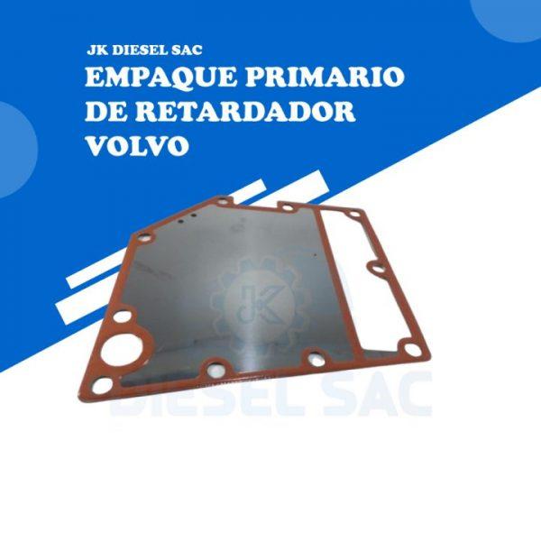 Empaque Chico de Retardador Volvo 15300200711 VR3250.0711