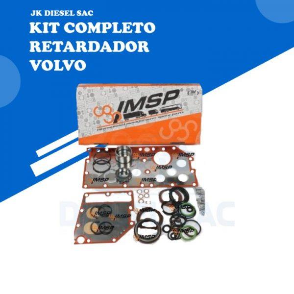 Kit de Reparación Completo de Retardador Volvo VR3250 100 b12r b11r