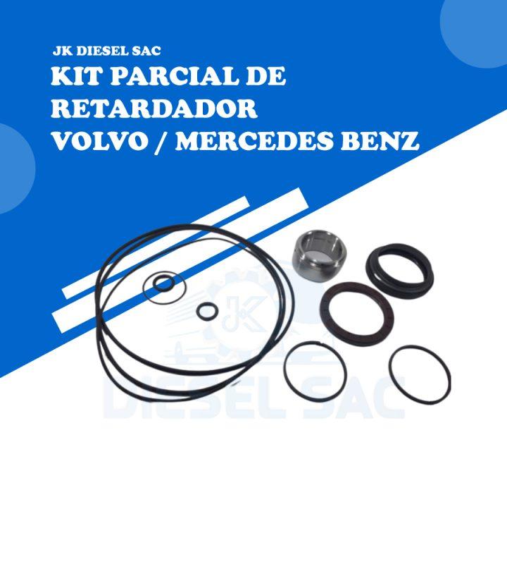 Kit de Reparación de Retardador Mercedes Benz O500 15300420610 VOLVO VR3250