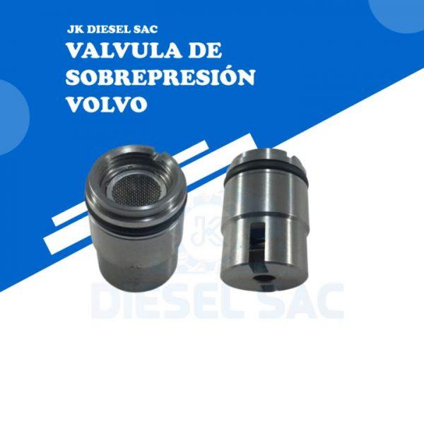 Válvula Sobrepresión de retardador o mallita Volvo vr3250 Mercedes Benz O500