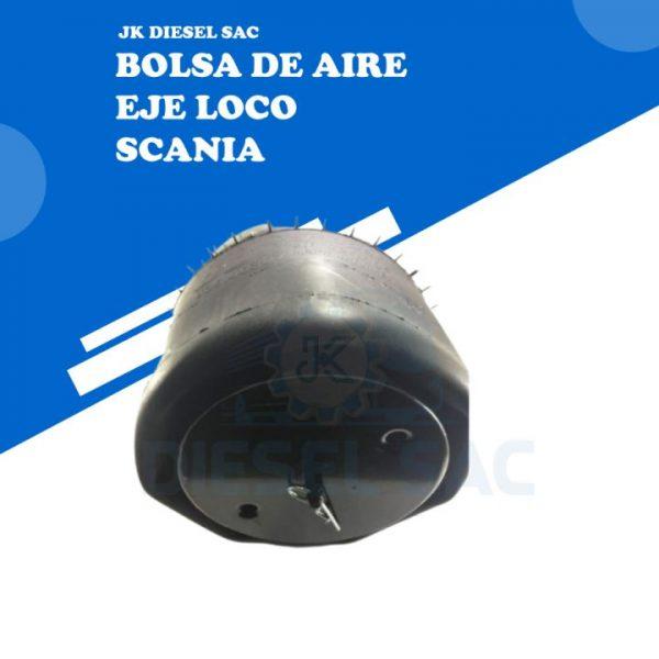 Bolsa de Aire Eje Loco Scania 1440860 1440307 1726246 k124 k410