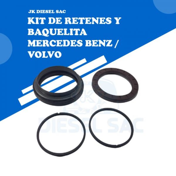 Reten y Baquelita de Retardador Mercedes Benz H115 9027