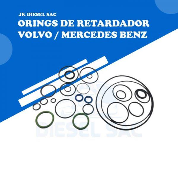 Kit Orrings de Retardador Mercedes Benz 67556110 Volvo
