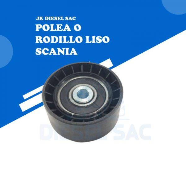 Polea Lisa Scania 1858885 1510697