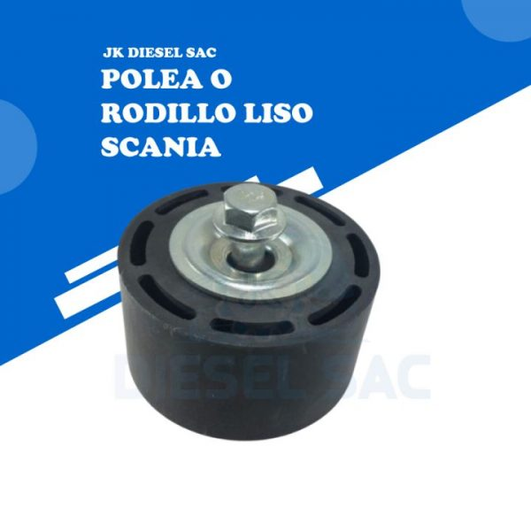 Polea Lisa Scania 2129402 2089431