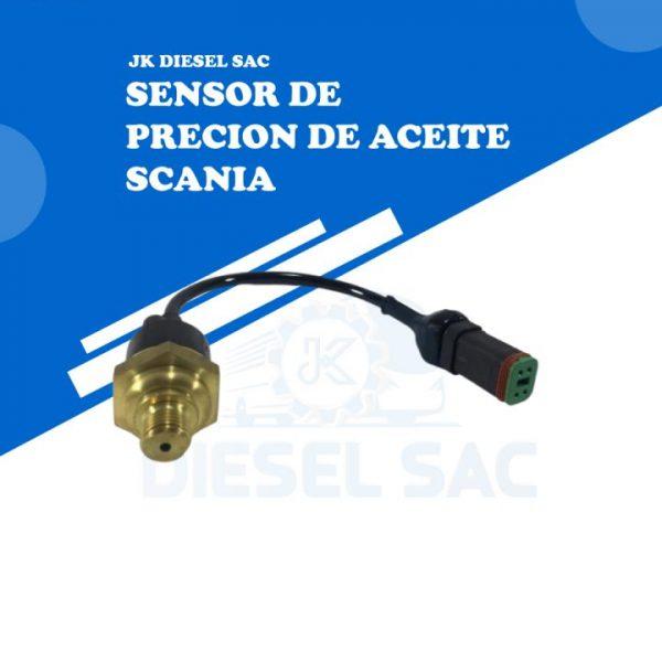 Sensor de Presión de Aceite Scania 1393113 1881260