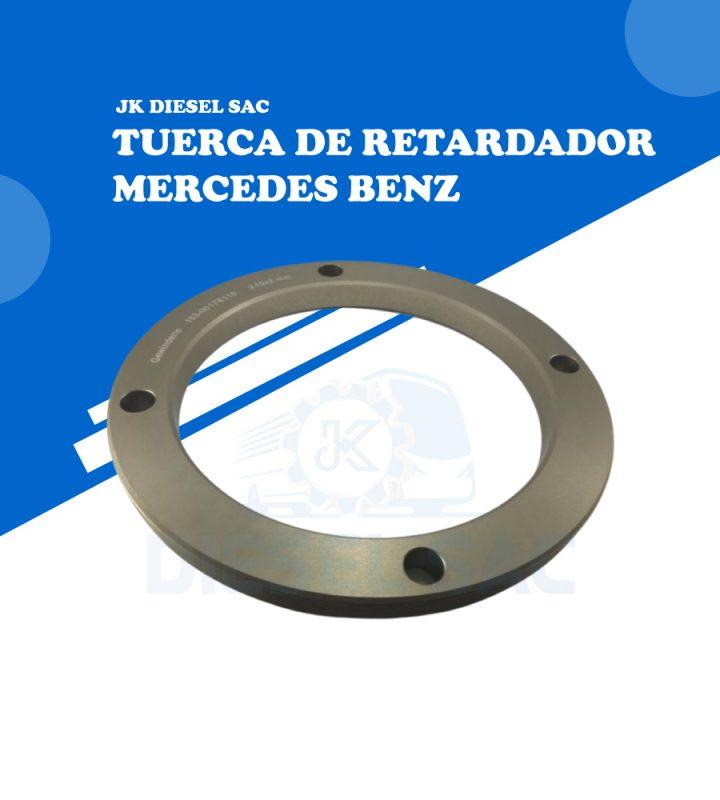 Tuerca 210mm 208mm Mercedes Benz O500 15300178110 6714862021
